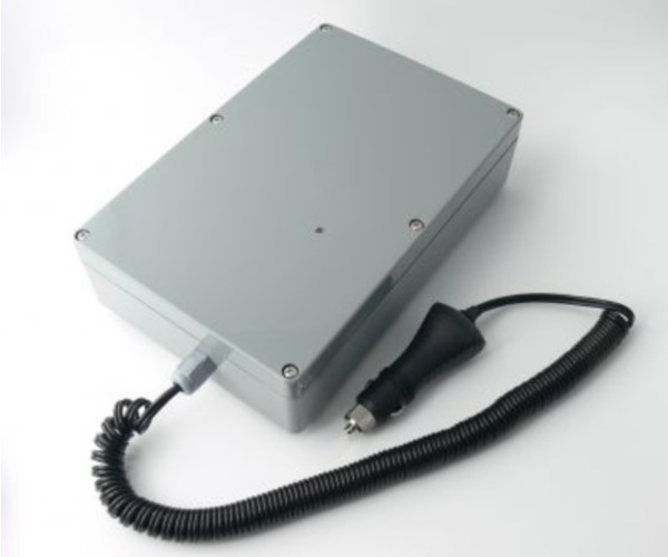 Access Point Mobil cu GPS
